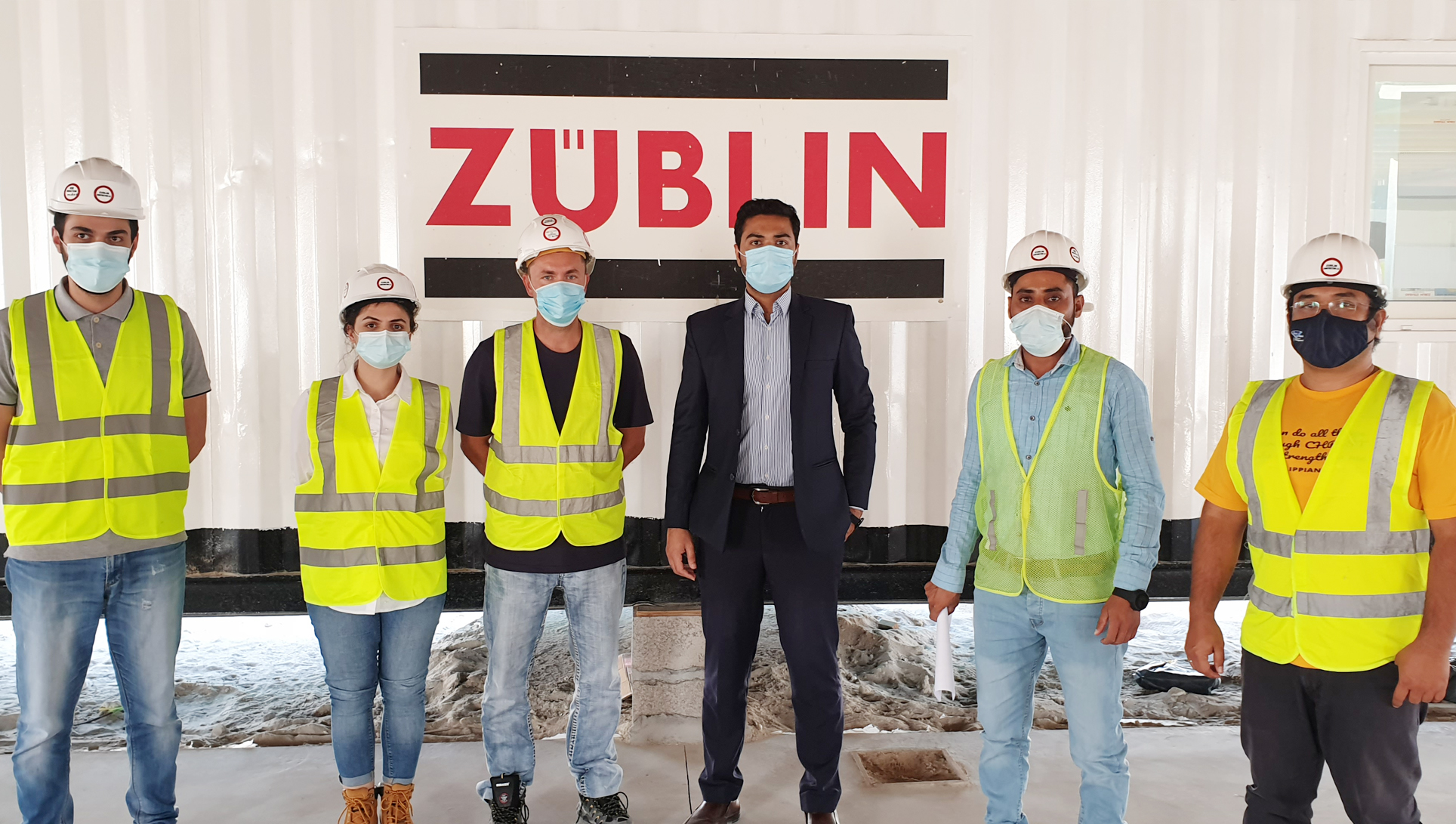OSHAD Consultancy Services in Zublin